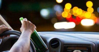 Homem é preso por ameaça e embriaguez ao volante