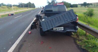 Acidente na BR-369 provoca morte de motociclista