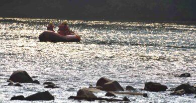 Bombeiros localizam corpo de homem que estava desaparecido no Rio Ivaí