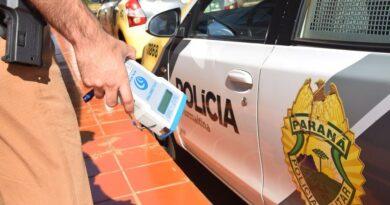 Dois motoristas são presos por embriagues ao volante, após acidente de trânsito em Faxinal