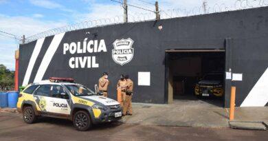 Dois são presos com maconha em Ivaiporã