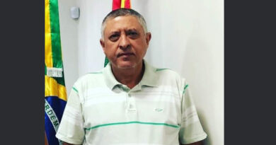 Prefeito Carlos Gil lamenta morte do servidor Tim