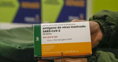 Regional de Saúde de Ivaiporã recebe mais 930 doses de vacina contra Covid