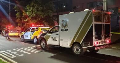 Jovem de 25 anos é morto a tiros em Londrina