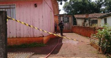 Fogo atinge casa e homem morre queimado no Paraná