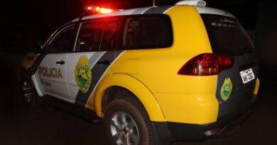 Jovens são detidos em festa clandestina em Apucarana