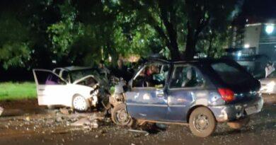 Duas pessoas morrem em acidente na BR-369, em Rolândia