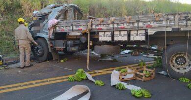 Identificado motorista que morreu em acidente na Rodovia do Milho