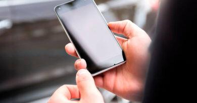 Assaltante pede informação a pedestre e rouba celular, em Ivaiporã