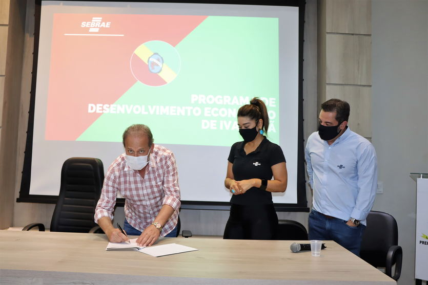 Prefeitura de Ivaiporã lança programa de retomada econômica