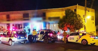 Forças de segurança dispersam 291 aglomerações no feriado da Páscoa