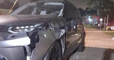 Idosa é arremessada e morre após ser atropelada por empresário em Curitiba