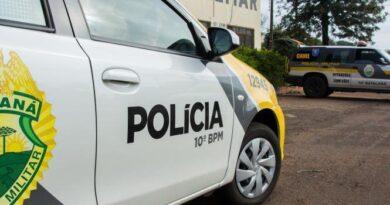 """PM Apucarana prende integrantes da """"Gangue do Cangaço"""""""