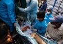 Índia: 13 pacientes com Covid-19 morrem em incêndio em hospital