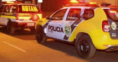 Posto de combustíveis em Apucarana é alvo de roubo