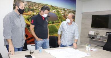Ivaiporã recebe visita do deputado federal Sérgio Souza