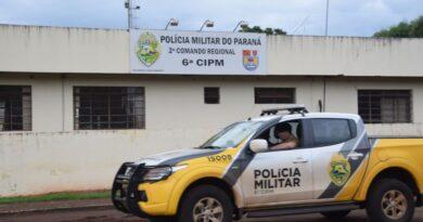 PM apreende carro equipado com rádio transmissor em Ivaiporã