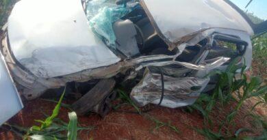 Acidente de trânsito em São João do Ivaí deixa um ferido