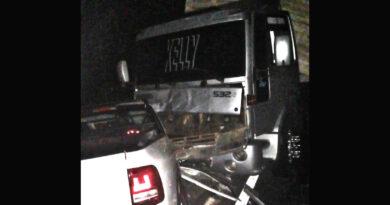 Passageiro de picape Saveiro morre em acidente na PR-090