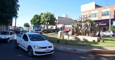 Jardim Alegre completa 57 anos nesta quarta-feira