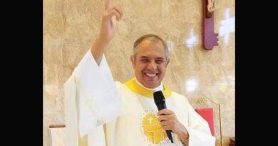 Padre Alfeu Leônidas, 66 anos morre vítima da covid-19
