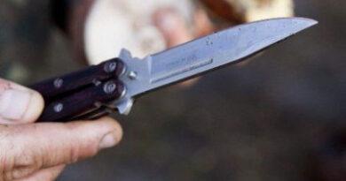golpes de canivete