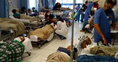 Foto com superlotação em Hospital de Londrina viraliza
