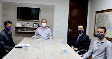 Receita Federal e Prefeitura discutem implantação de PAV em Ivaiporã