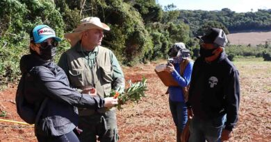 Ivaiporã inicia execução do plano de manejo da Estação Ecológica Faian