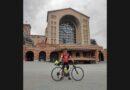 Ciclista de São Pedro do Ivaí 'pedala' até Aparecida do Norte