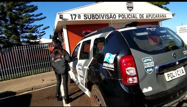 Apucarana é alvo de operação nacional contra pedofilia