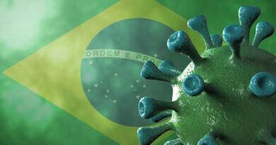 Brasil soma 500 mil mortes por Covid-19