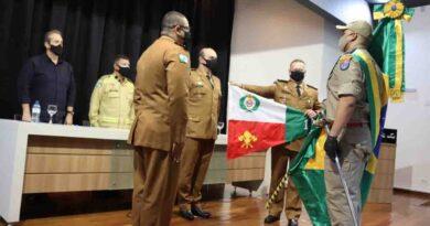 Corpo de Bombeiros de Ivaiporã tem novo comandante