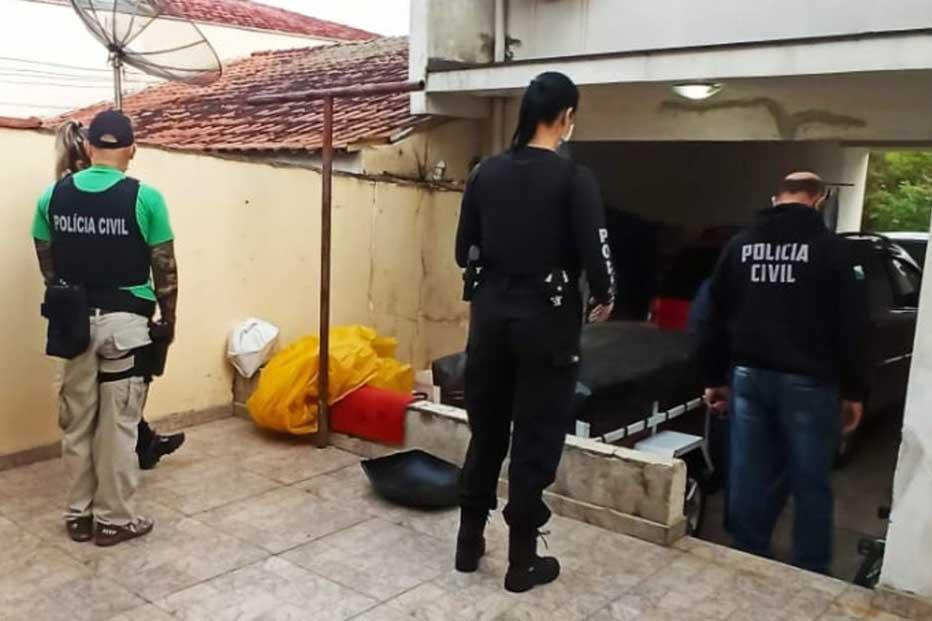 PCPR cumpre mandados em São João do Ivaí, Curitiba e Araucária