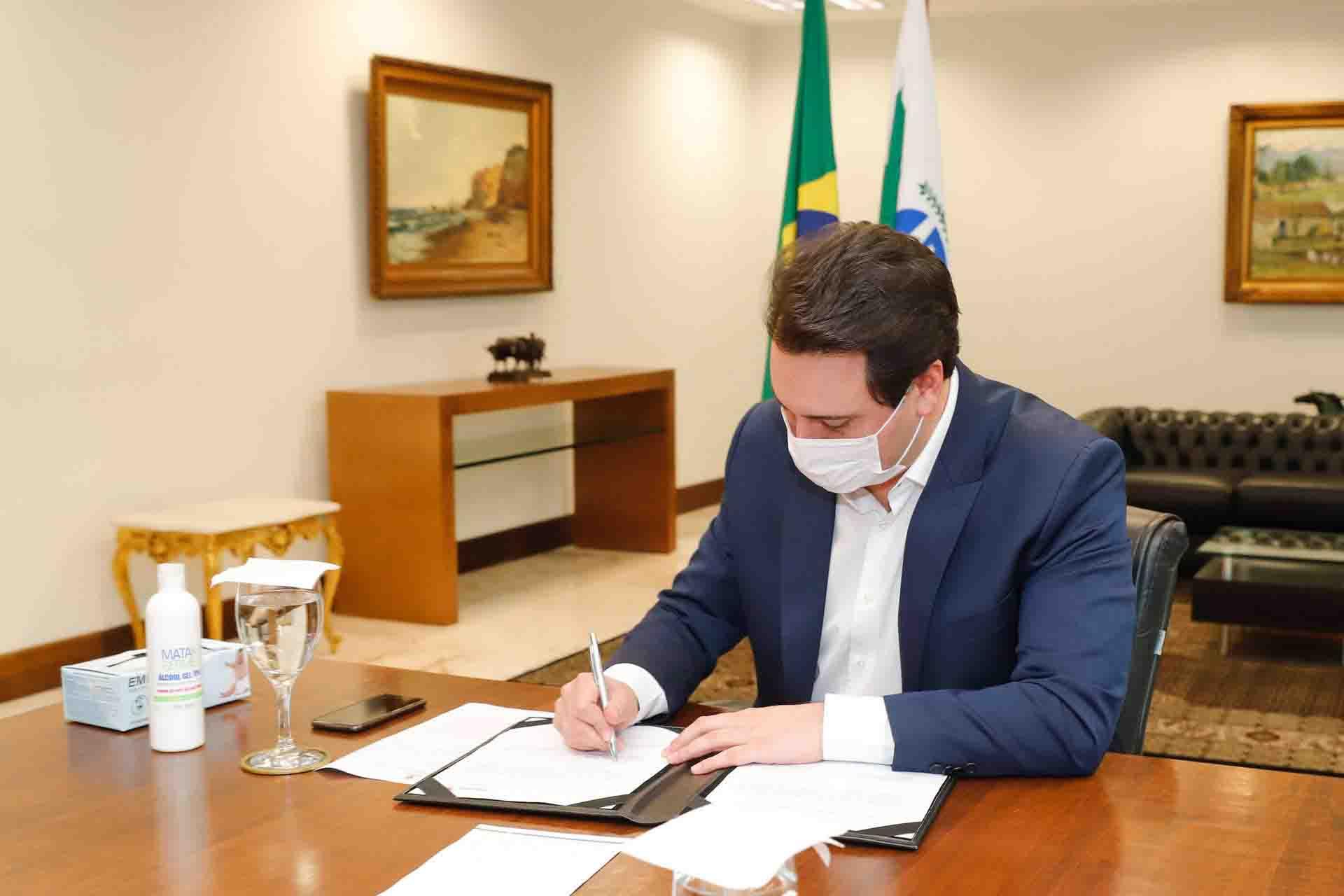 Paraná regulamenta auxílio emergencial a empresas