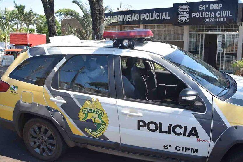 Ladrão é preso após tentativa de assalto a mototaxista em Ivaiporã