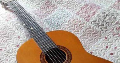 Ladrão rouba violão de pedestre em Ivaiporã