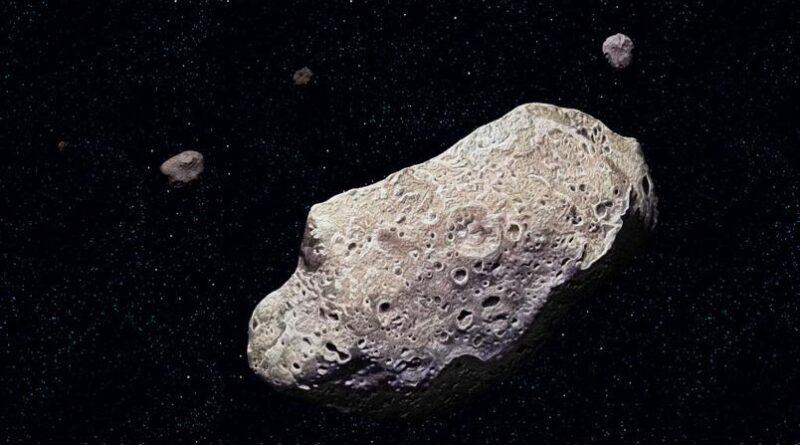 Asteroide gigante passará próximo à Terra