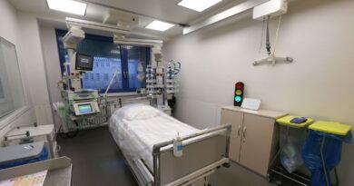 Paciente de 45 anos foge do hospital sem alta médica