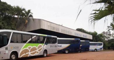 Moradores de rua são acusados de vandalismo em terminal rodoviário
