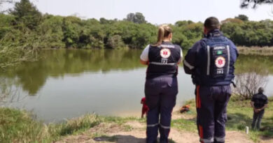 Corpo de adolescente de 15 anos que desapareceu em lago no PR é localizado