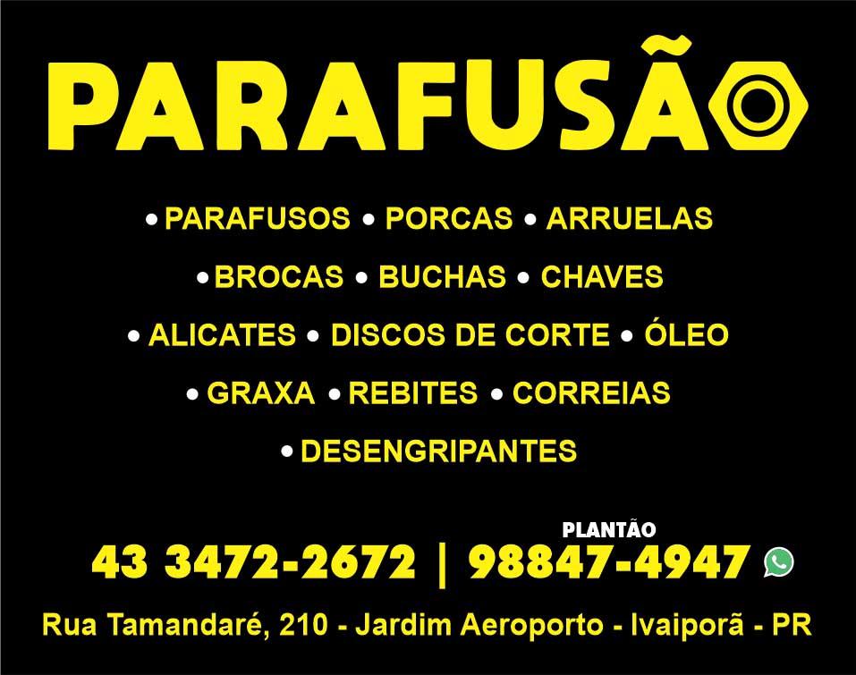 Parafusão - Panfleto -