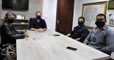 Prefeitura e Depen discutem reforma da Cadeia de Ivaiporã