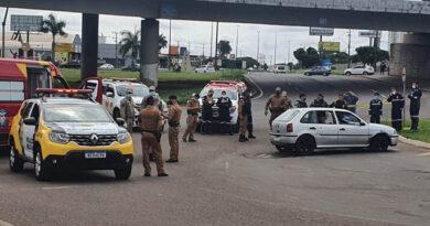 Três são mortos em confronto com a PM entre Sarandi e Maringá
